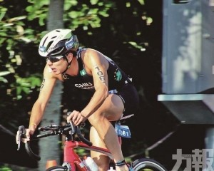 趙詠俊摘韓國三鐵世界盃分齡組冠軍