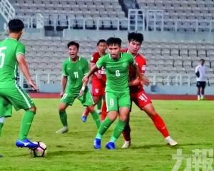 廣東擊敗澳門捧走粵澳盃足球賽錦標