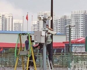 當局防災廣設監控鏡頭 構建天眼之城