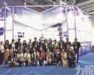 赴滬參加第二屆中國國際進博會