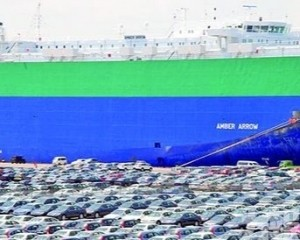 日本10月出口銳減9.2%