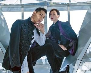 林志玲自爆婚後做「跟得夫人」