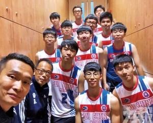 學界男A排球今晚上演4強大激鬥
