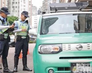 警方呼籲公眾守法駕駛