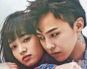 G-Dragon小松菜奈疑公開戀情