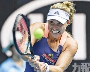 夏莉比姬芭同闖澳網32強