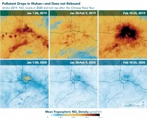 NASA:中國空污大幅改善