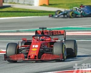 新季F1今月15日澳洲開鑼