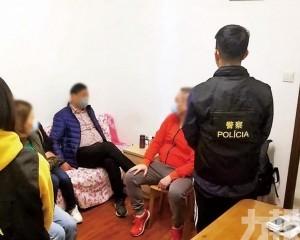 三名涉案男女被送法辦