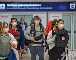 新冠肺炎進入全球大流行