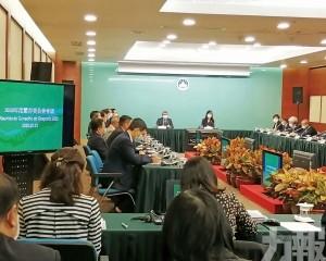 體育委員會完成本年度首次會議