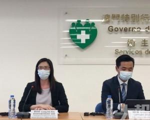 五名學生入境時有發燒症狀