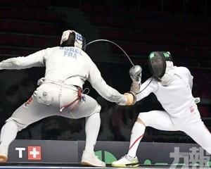 3名中國重劍選手歐洲賽後「中招」