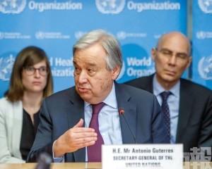聯合國促協助窮國抗疫