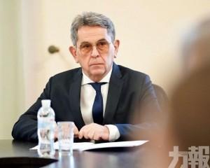 烏克蘭部長拒為失言辭職