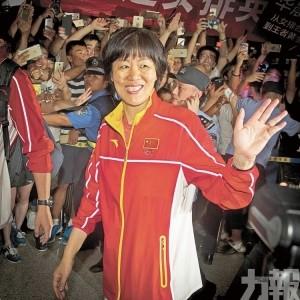 郎平續約至明年帶隊出戰東京奧運