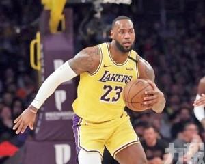 勒邦占士不期望NBA復賽?