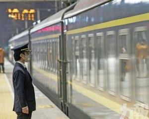 武漢解封 首趟列車開出  廣東明確入粵要求
