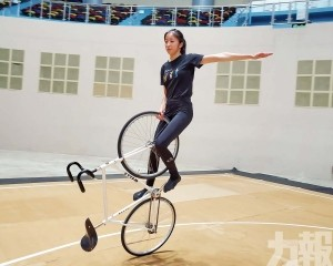 本澳花式單車放眼下半年國際大賽