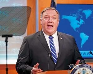外交部:謊言掩蓋謊言
