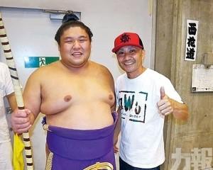 日本28歲相撲手勝武士染新冠死亡