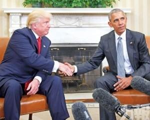 特朗普反擊:他是個無能總統