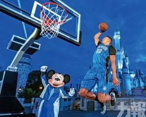 NBA7月底迪士尼復賽