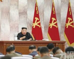 金正恩:強化核威懾力量