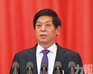 栗戰書:有信心完成香港國安立法