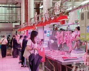 活豬批發價周五起下調5.2%