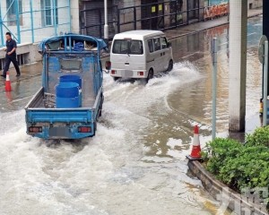 中區社諮委關注內港水患