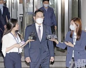 三星李在鎔獲釋返家