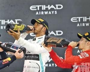 F1取消3分站頒獎台儀式亦告消失