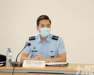 治安警:已向檢察院檢舉