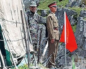 解放軍:印軍蓄意挑釁