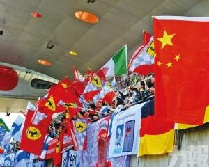 上海體局局長:F1建議中國站雙賽