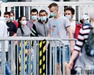 逾千人染疫6,500人隔離