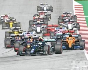 保達斯F1揭幕戰稱雄