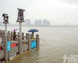 最強暴雨襲城 武漢變汪洋