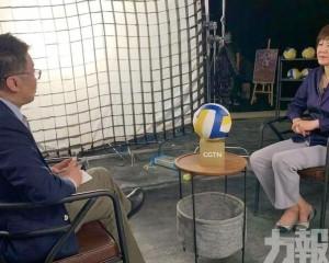 郎平:東京奧運後退休計劃沒有改變