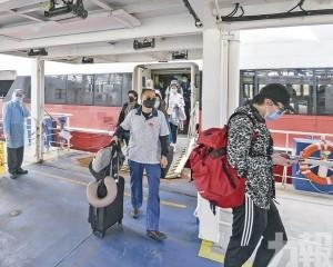 特定人士抵港前需進行核測措施