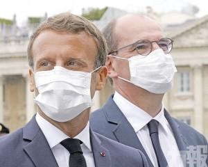 法下月強制民眾戴口罩