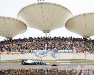 F1中國站面臨取消