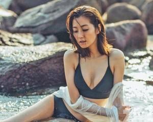 陳自瑤答謝觀眾派泳照福利