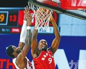 速龍最後一場NBA熱身賽負太陽