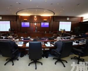 立法會本會期延至下月中
