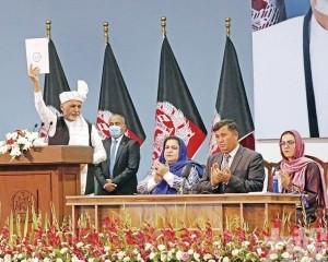 阿富汗釋放400名塔利班囚犯