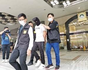 台灣男子涉販毒被捕