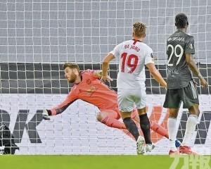 紅魔負西維爾無緣歐霸盃決賽