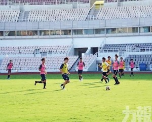 逾130足球小將參與足總青訓隊選拔